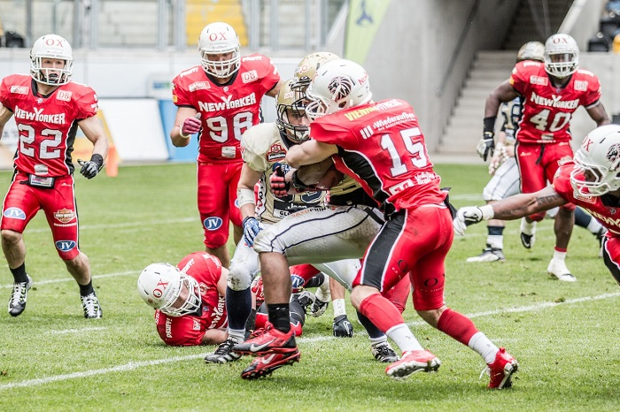 wie funktioniert american football