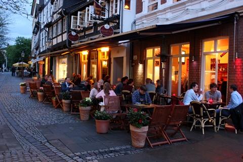 Braunschweigs Bars Altstadt Treff