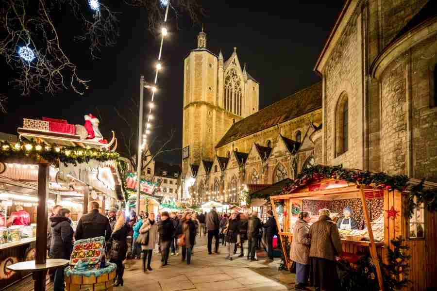Braunschweiger Weihnachtsmarkt beginnt am 23. November