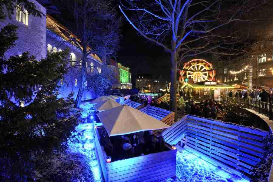 Weihnachtsmarkt Braunschweig.Adventlichtzauber Braunschweiger Weihnachtsmarkt