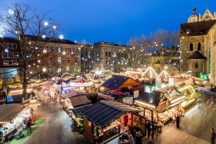 Weihnachtsmarkt Braunschweig.Braunschweiger Weihnachtsmarkt 2017
